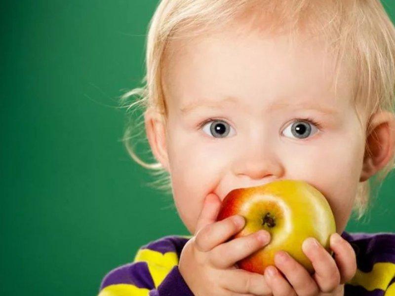 Яблоко как способ заразиться ротавирусом