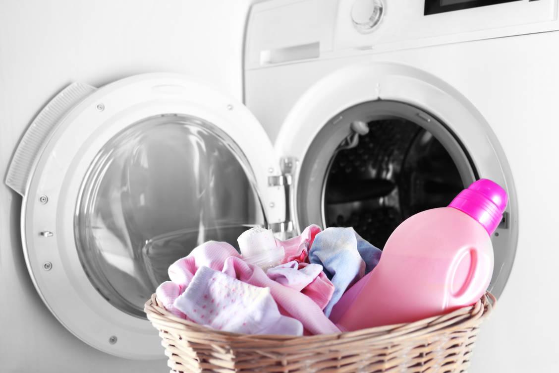 Чистка вещей в стиральной машине