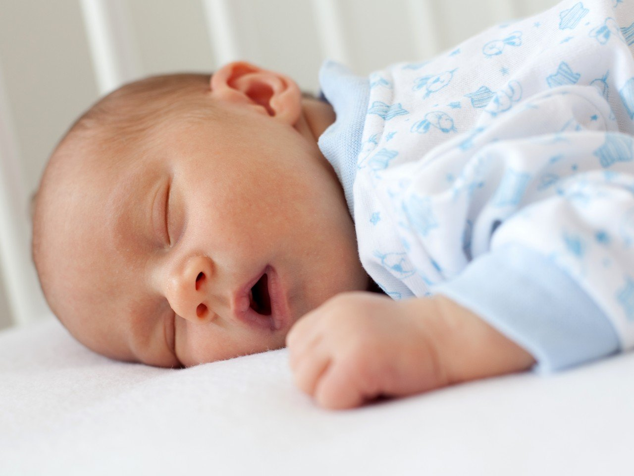 Сон крохи – всегда предмет для беспокойства родителей