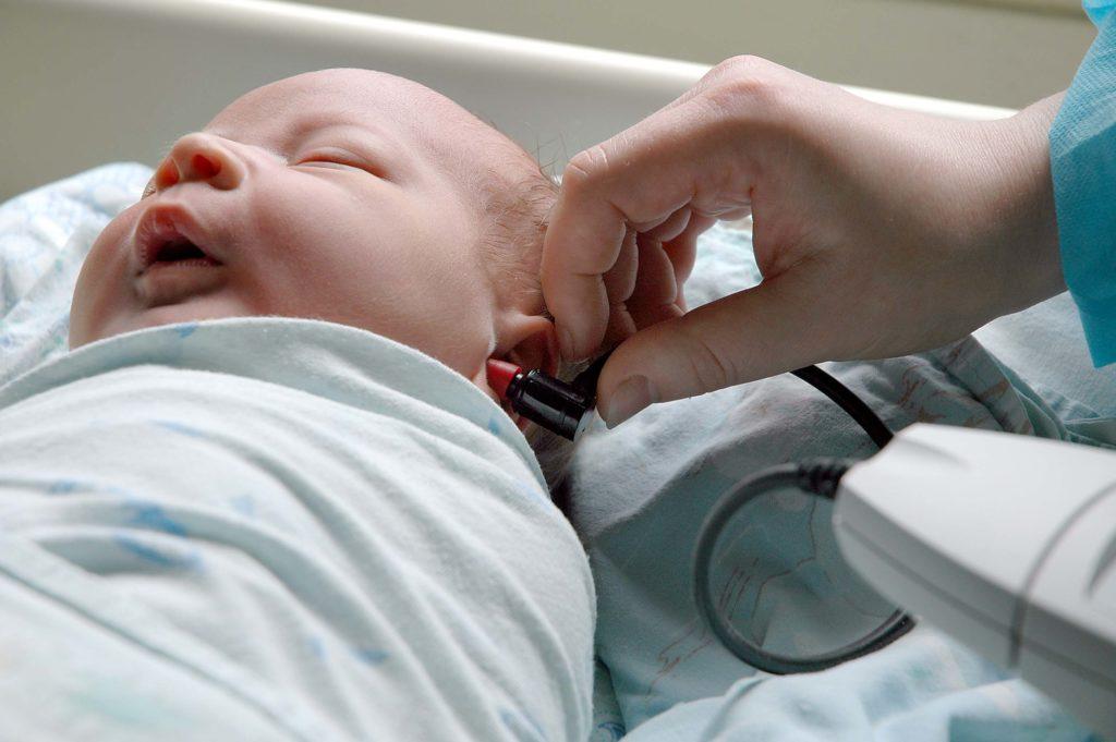 Аудиоскрининг новорожденного