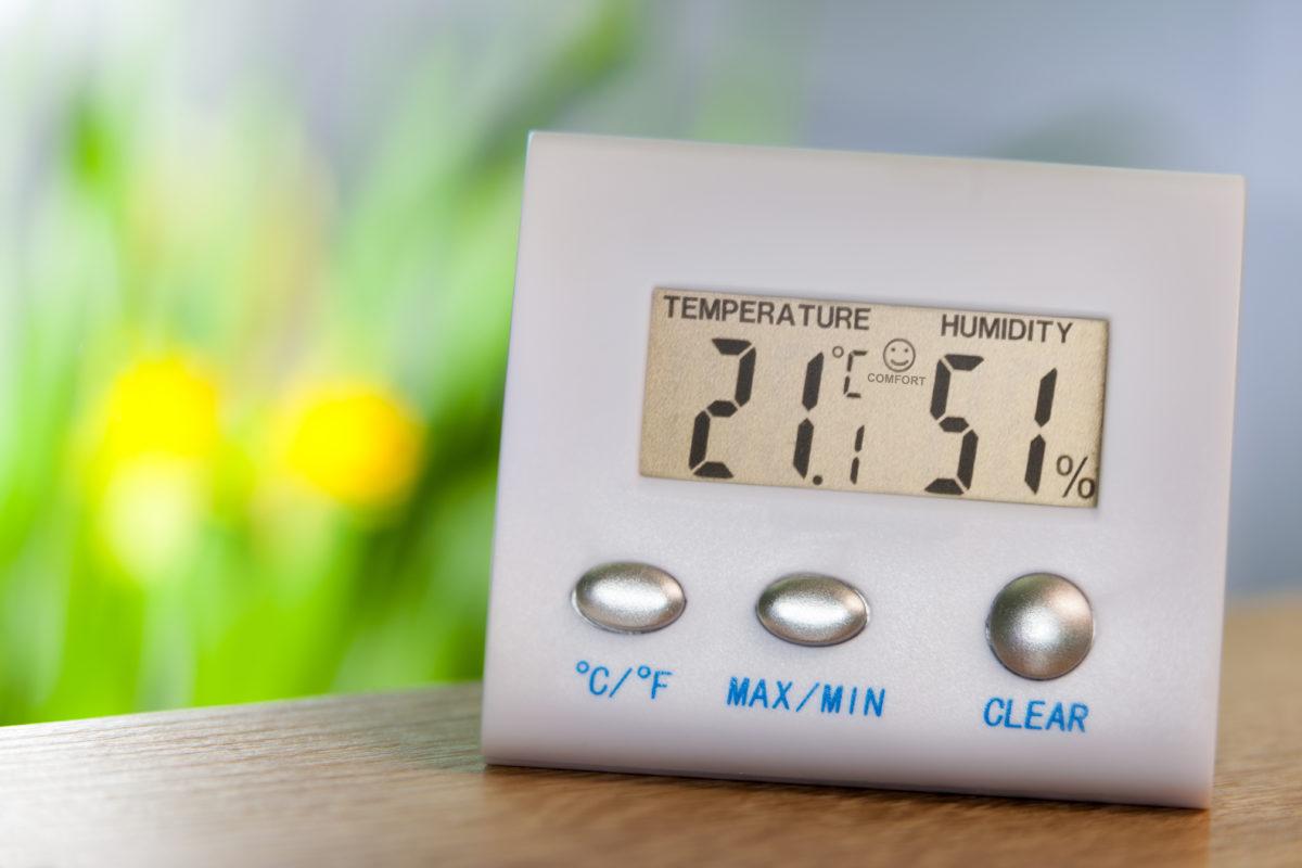 Для измерения уровня влажности используют специальные приборы