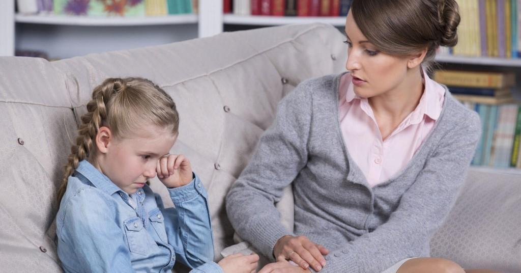 Проблемы с мочеиспусканием у девочек