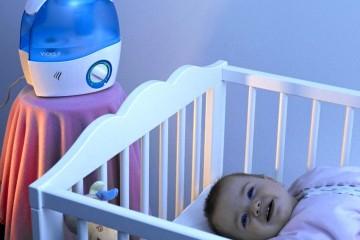 В комнате ребенка можно установить специальный прибор