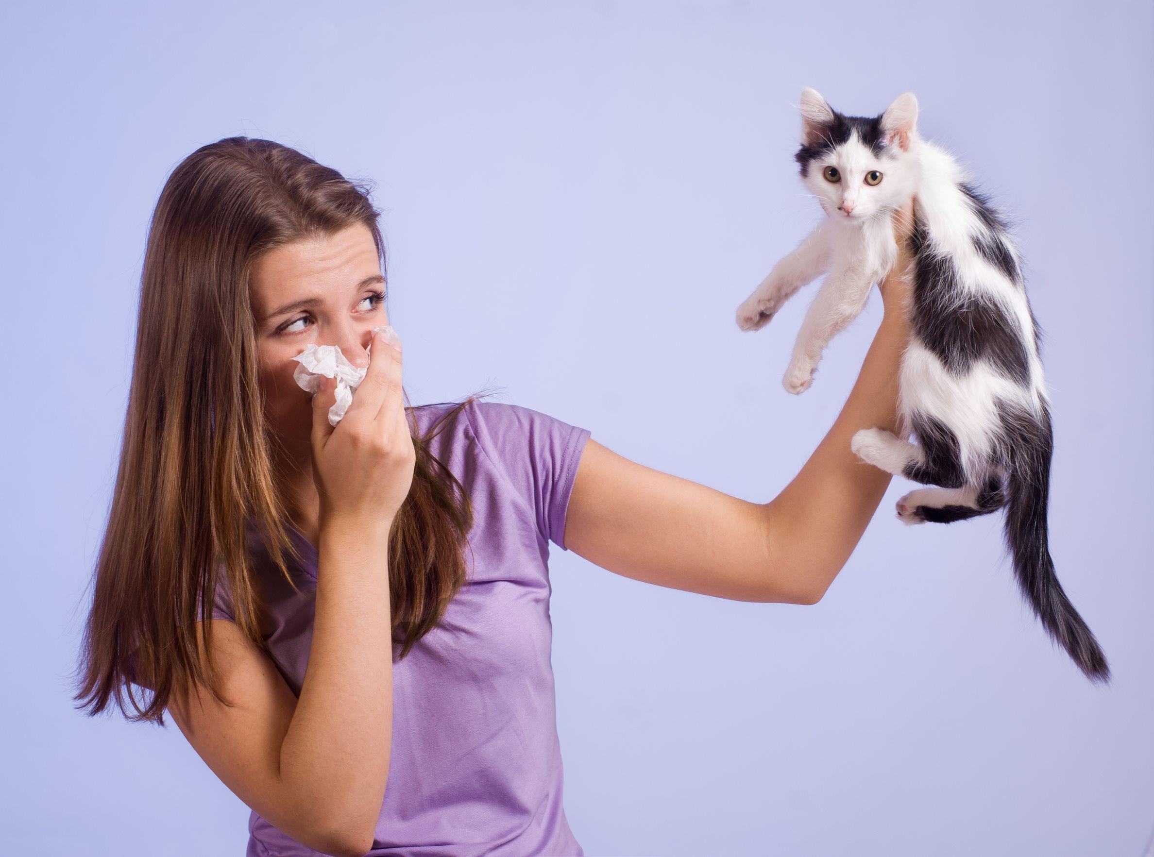 Если у мамы аллергия, то высока вероятность, что она будет у грудничка