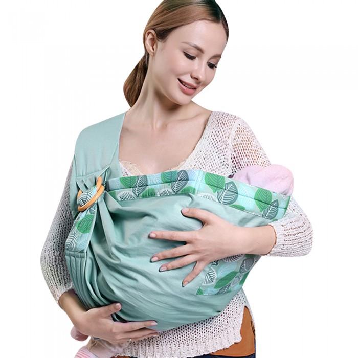 Слингорюкзак для кормления новорожденного