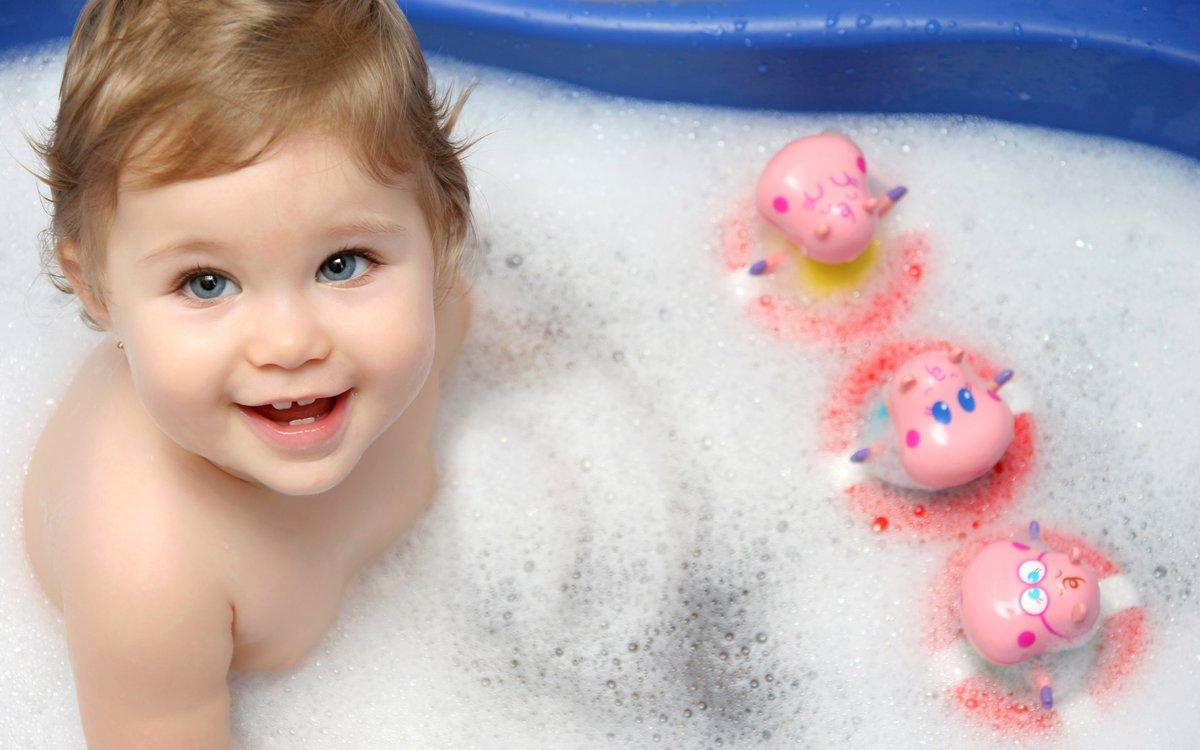 Часто помогает быстрее уснуть детям вечернее купание
