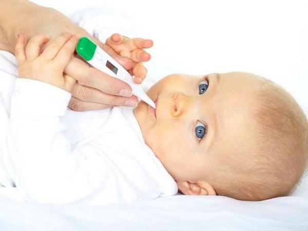 Дети до года болеют достаточно часто