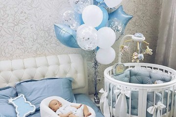 Привозить малыша из роддома нужно в тщательно вымытую квартиру