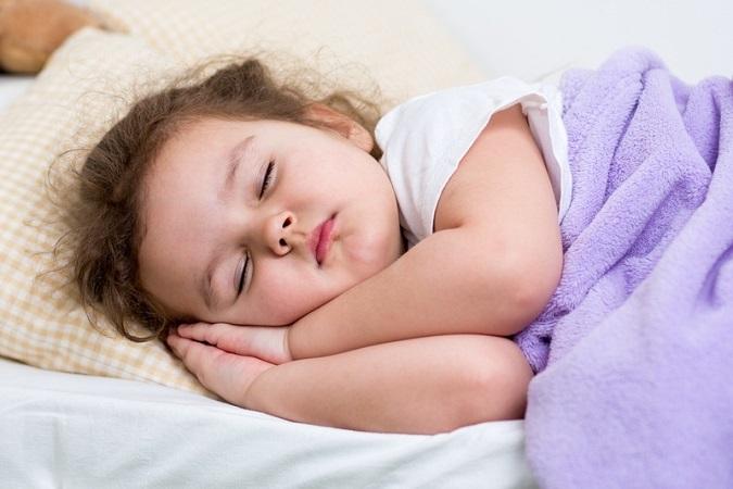 Сон имеет важное значение для физического и психического развития ребенка