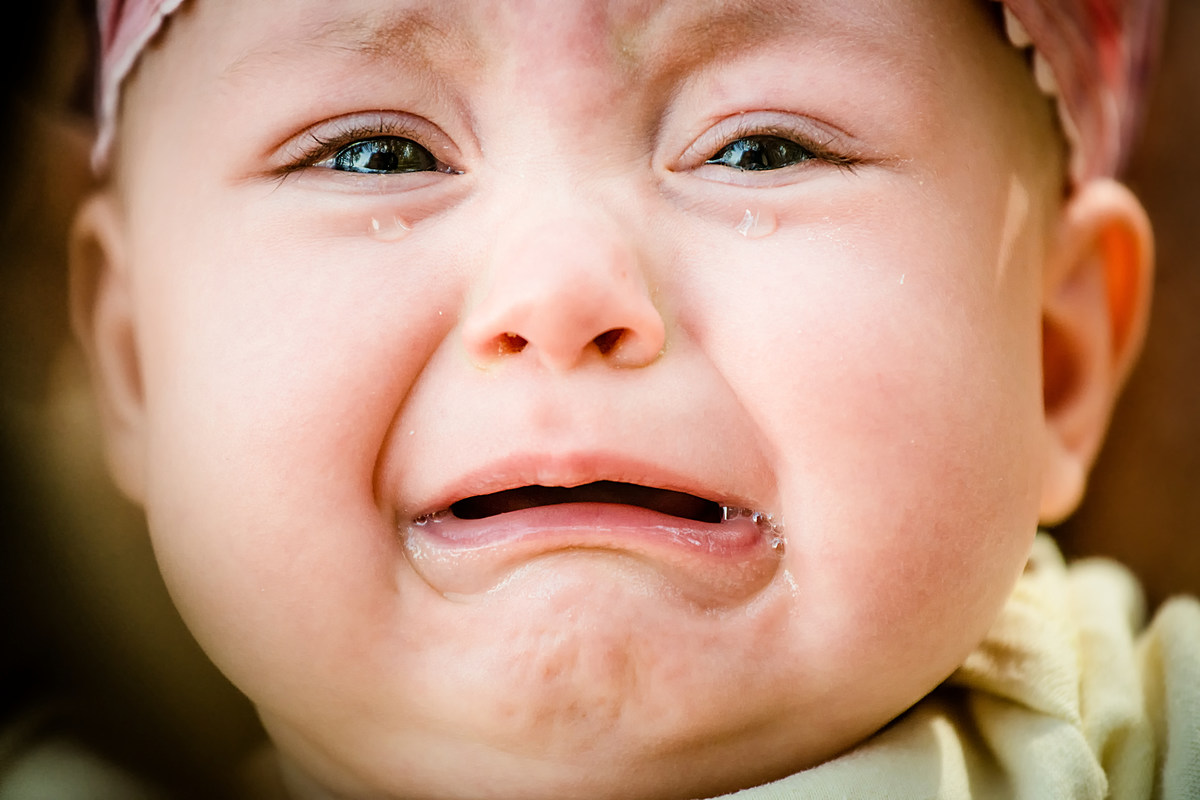По характеру плача малыша можно многое понять