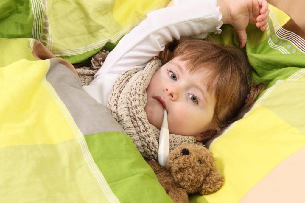 Малыши переносят жар хуже взрослых