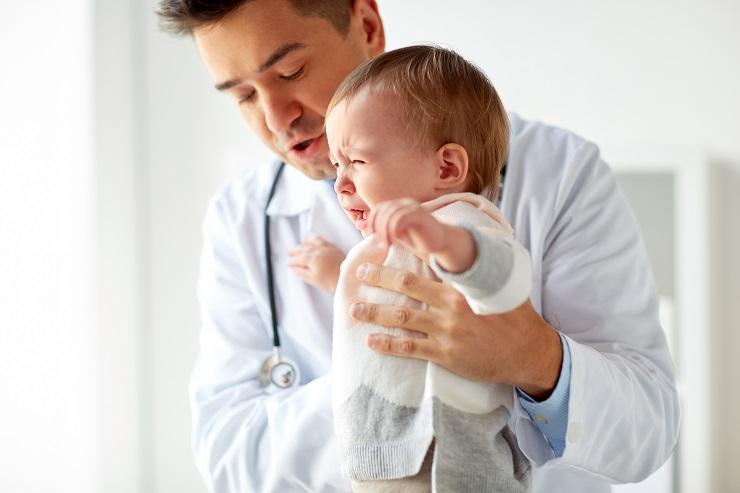 Существует много способов успокоения малыша