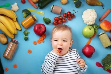 Полноценный рацион необходим ребенку для поддержания необходимого уровня гемоглобина