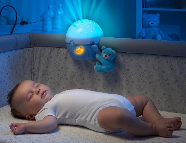 Создание благоприятных условий поможет улучшить сон ребенка