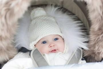 Заболевшему ребенку кратковременные прогулки могут быть полезны