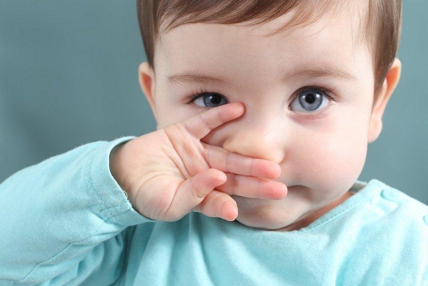 Насморк может быть причиной лимфаденита