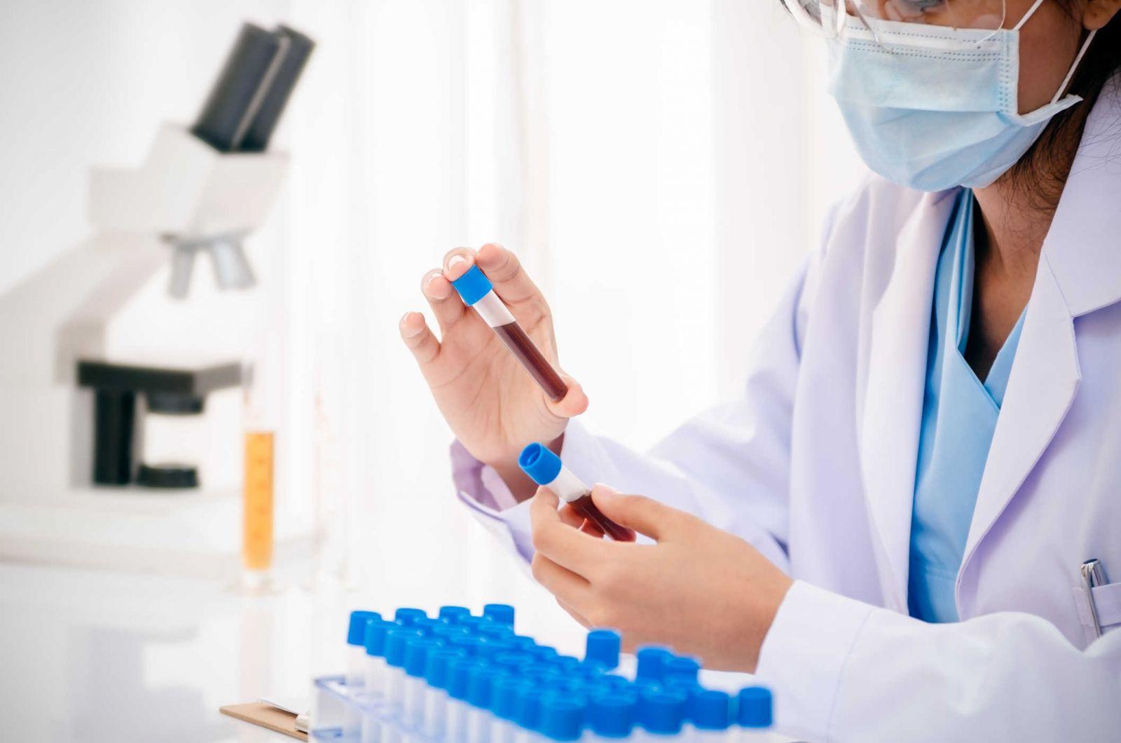 Анализы помогут с постановкой диагноза