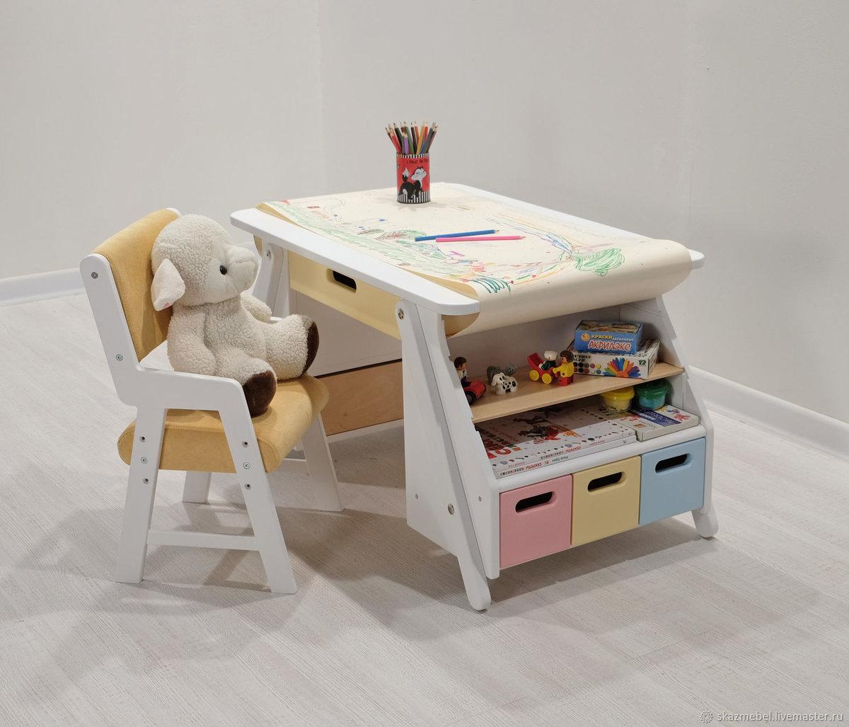 Мебель без острых углов