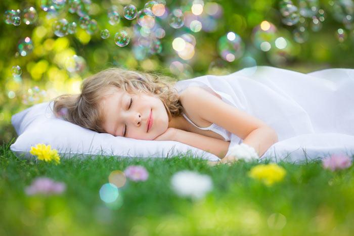 Звуки природы – лучшая колыбельная для малышей