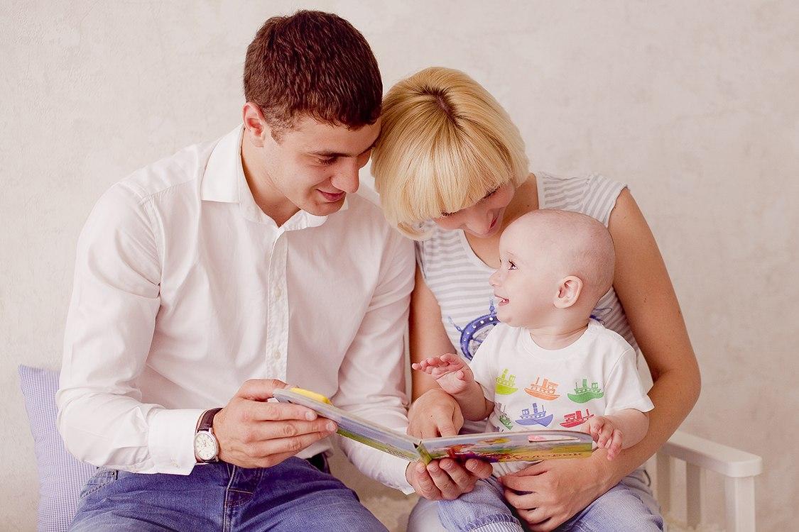 Воспитание малыша надо начинать еще до года