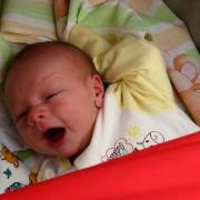 Месячный малыш не спит по ночам