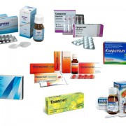 Формы лекарств